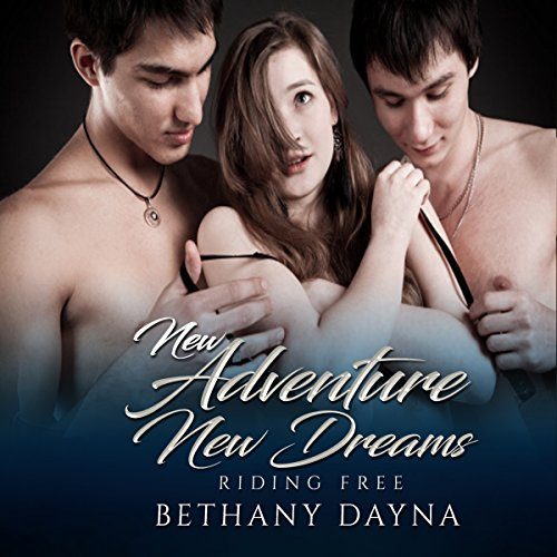 New Adventure, New Dreams audiobook cover art