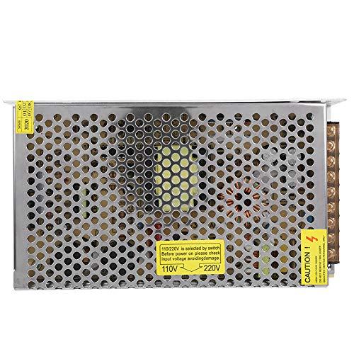 LED Power Supply Switch Driver, Power Supply Transformer,LED Bulb Transformer 100W‑500W AC to DC 12V(12V 20A 250W)