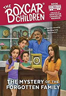 The Mystery of the Forgotten Family (Boxcar Children Mysteries)