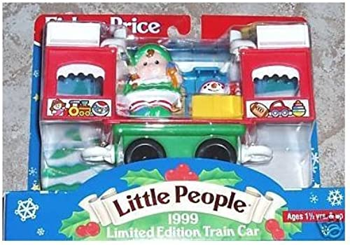 Fisher Price Little People 1999 Limited Edition Train Car by Fisher-Price