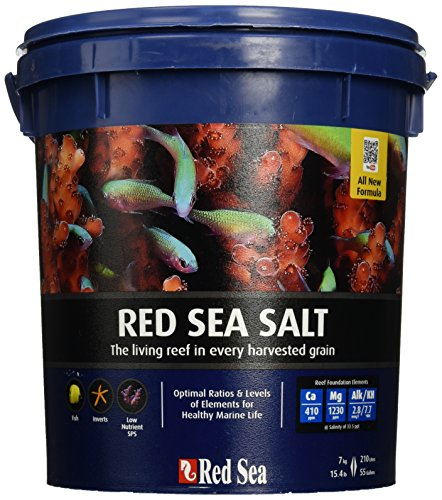 Visit the Red Sea Salt Mix for Aquariums 15 Lb on Amazon.