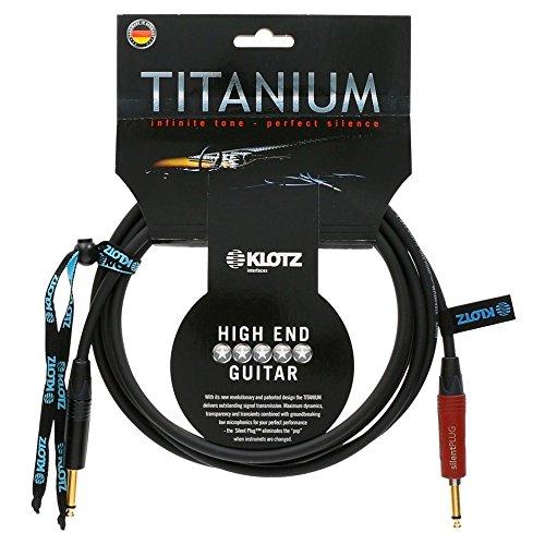 Klotz ti0450psp–Kabel, Instrument, 4,5m lang