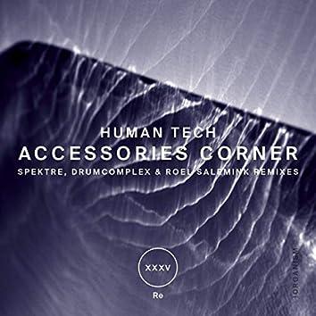 Accessories Corner