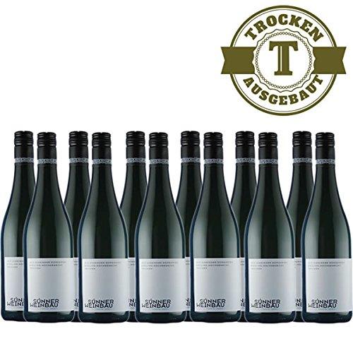 Weißwein Mosel Riesling-Hochgewächs Weingut Horst Sünner Winninger Domgarten halbtrocken (12 x 1,00 l)