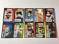 品 ドラゴンボール カードダス 全10種 コンプ