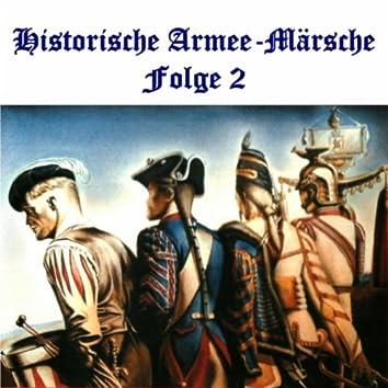 Historische Armee-Märsche Folge 2
