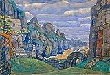 Kunstdruck/Poster: Nikolai Konstantinowitsch Roerich