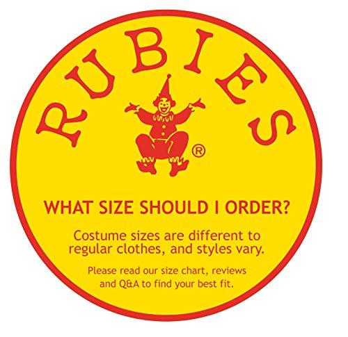 Rubie's- Wonder Woman Costumi per Bambini, L, IT882312-L