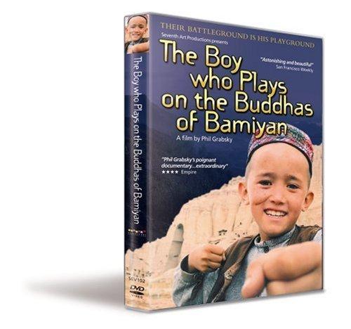 The Boy Who Plays On Buddhas Of Bamiyan