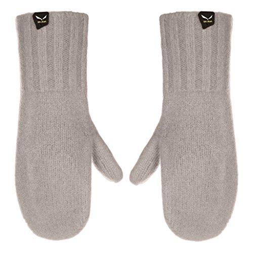Salewa Walk Wool 2 Mitten Handschuhe, Grey, 9