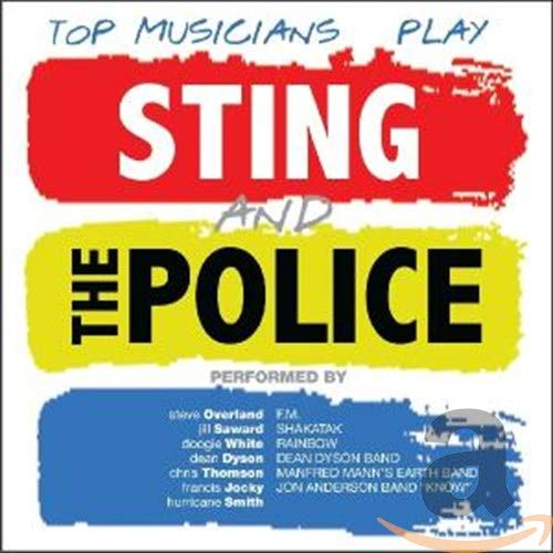 Various - Top Musicians Play Sting & The Poli