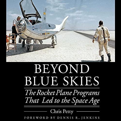 Beyond Blue Skies cover art