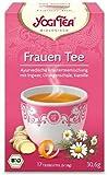 Yogi Tee, Frauen-Tee Ayurvedische Teemischung, Biotee, wunderschöne, liebliche, aromatische...