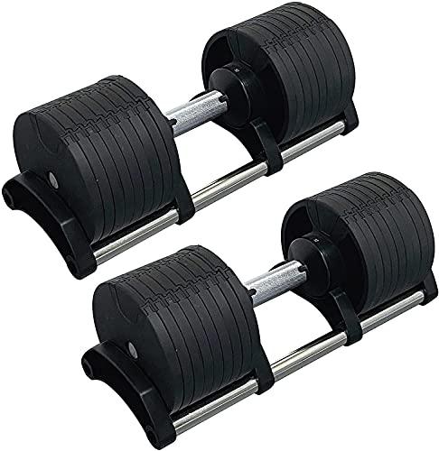 FLEXBELL フレックスベル 32kg 2個セット 4kg刻み NUO 正規品 アジャスタダンベル 可変式ダンベル 筋トレ