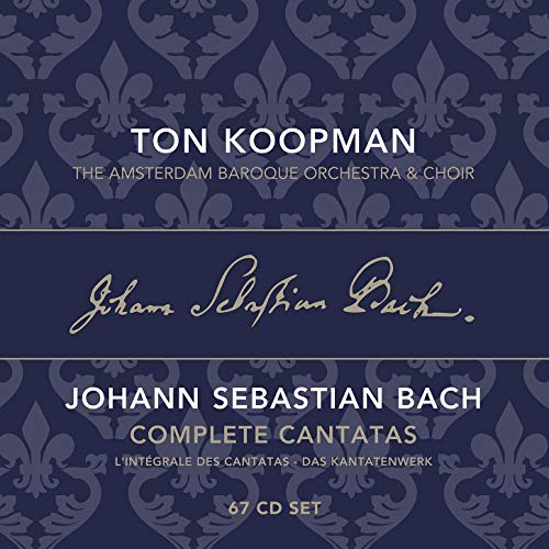 Complete Bach Cantatas 1-22