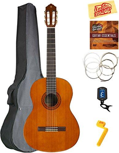 Yamaha C40 Classical Guitar Bundle