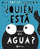 ¿Quién está debajo del agua? (Castellano - A PARTIR DE 3 AÑOS - MANIPULATIVOS (LIBROS PARA TOCAR, JU...