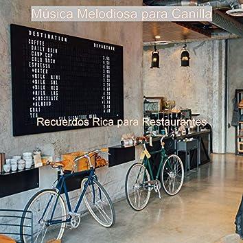 Recuerdos Rica para Restaurantes