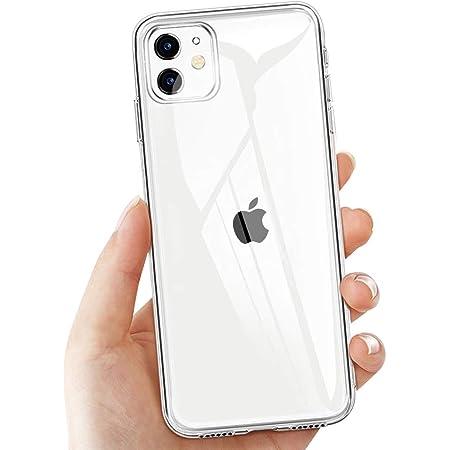 Amonke Iphone 11 Hülle Silikon Transparent Weiche Elektronik