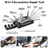 Zoom IMG-1 lisopo kit riparazione pneumatici bicicletta