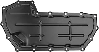 A-Premium Engine Oil Pan Compatible with Ford Thunderbird 2002-2005 Lincoln LS 2000-2006 V8 3.9L