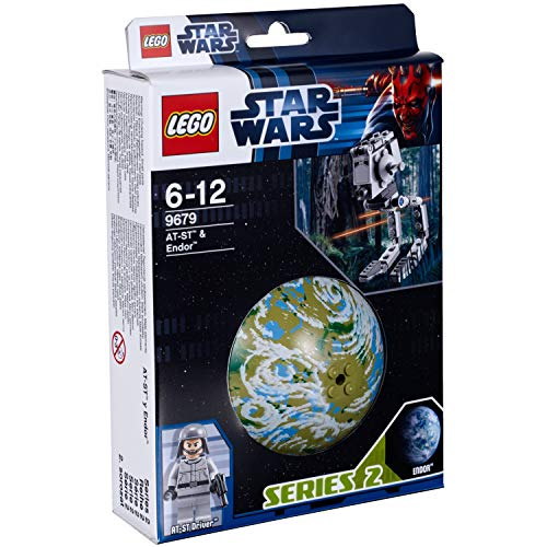 LEGO Star Wars 9679 - AT-ST y Endor