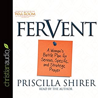Fervent cover art