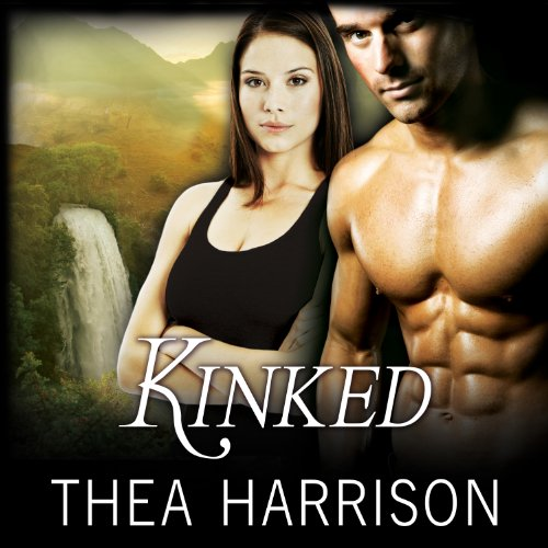 Kinked audiobook cover art