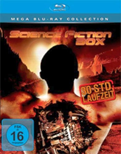 Mega Blu-ray Collection: Science Fiction (30 Stunden) [Blu-ray]