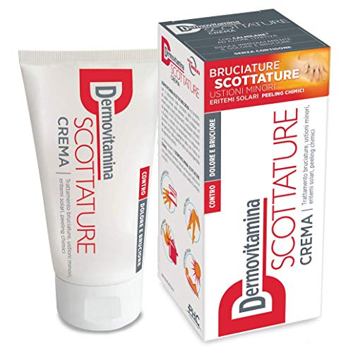Dermovitamina Scottature Crema - 150 Ml