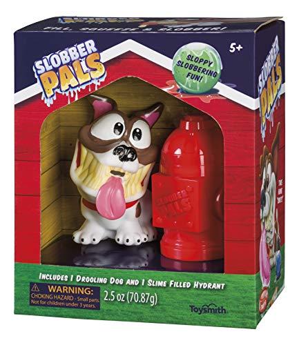 Toysmith Slobber Pals Toy Pet, Slobbery, Slimy Fun - Various Styles