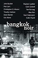 Bangkok Noir 6167503044 Book Cover