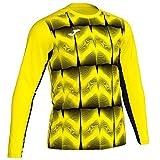 Joma Camiseta M/L Portero Derby IV 101301 Amarillo Fluo Fashion Camiseta Hombre, 101301_061_S, Amarillo Fluo, S