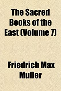 The Sacred Books of the East (Volume 7)