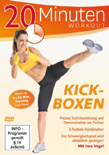 20 Minuten Workout - Kickboxen