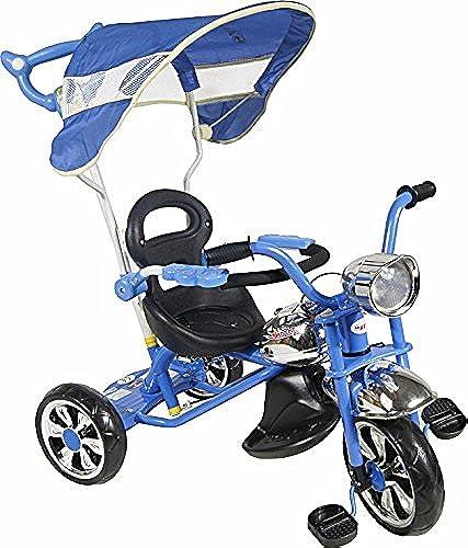ahorra hasta un 50% Triciclo con Pedales para Bebé Trike Bicileta para para para Niños Tricilo con Control Parental - Arti Classic W-11 - azul  grandes ofertas