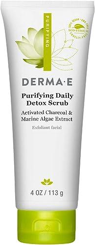 Derma E Purifying Daily Detox Scrub 113-Gram