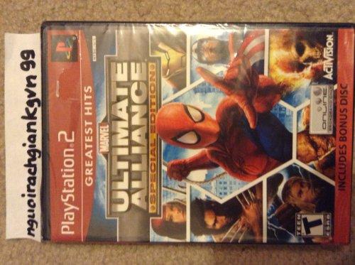 Marvel: Ultimate Alliance (Speci...