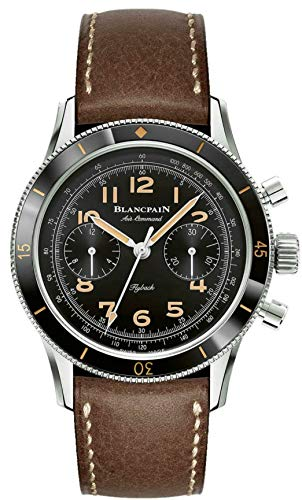 Blancpain Air Command Re-Issue Limited Edition Flyback Chronograph Watch AC01 1130 63A