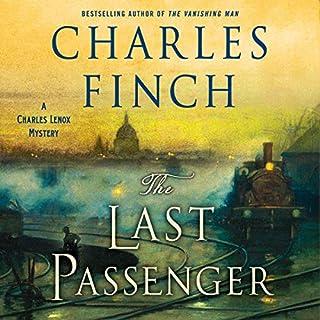 The Last Passenger audiobook cover art