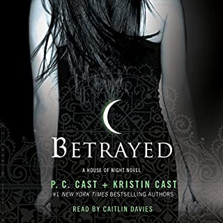 Betrayed     A House of Night Novel              Auteur(s):                                                                                                                                 P. C. Cast,                                                                                        Kristin Cast                               Narrateur(s):                                                                                                                                 Caitlin Davies                      Durée: 10 h et 39 min     14 évaluations     Au global 4,8