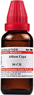 Willmar Schwabe Homeopathy Allium Cepa (30 ML) (Select Potency) by USAMALL (30 CH)
