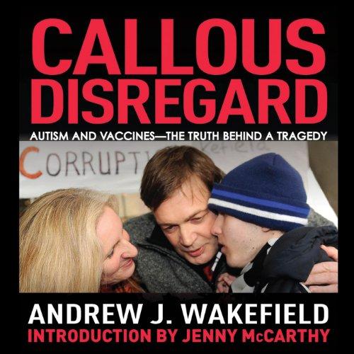 Callous Disregard audiobook cover art