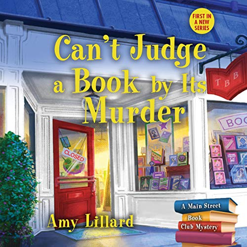 Can't Judge a Book by Its Murder cover art