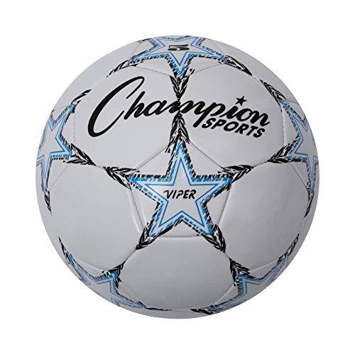 Champion Sports Viper Soccer Ball, Size 5