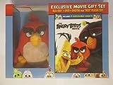 The Angry Birds Movie (Blu-ray + DVD + Digital HD + Plush Doll)