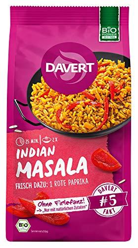 Davert Indian Masala (170 g) - Bio