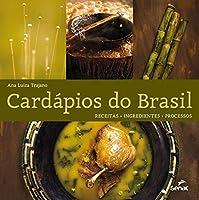 Cardápios Do Brasil