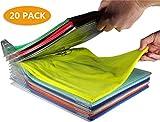Nifogo Organiseur de Vêtements Placards - Chemise Fichier Rangements - Taille...