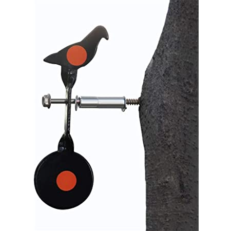 Pistola Ad Aria Compressa Tiro Al Bersaglio Fucile Ad Aria Compressa Bersaglio Da Campo Set Di Tiro A Rotazione In Metallo Ripristino Del Set Di Bersagli Per Fucile Bersaglio A Occhio Di Bue